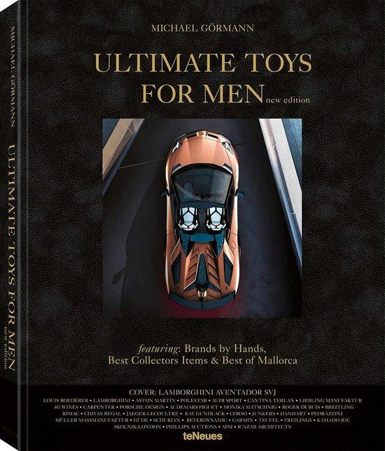 ultimate toys for men Michael Gormann new edition