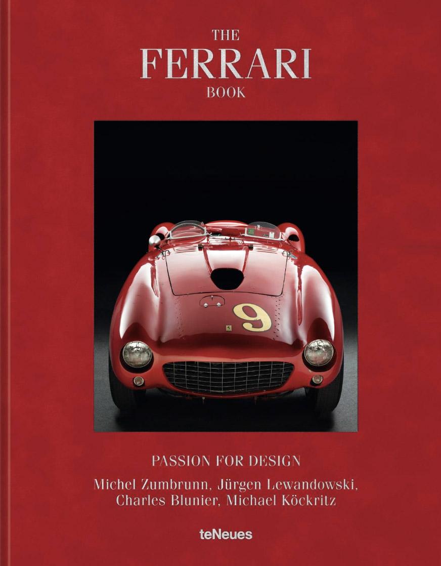 The Ferrari Book - Passion for Design