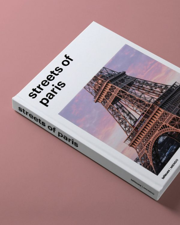 Streets of Paris boek