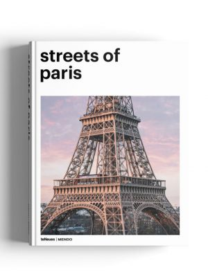 Streets of Paris book