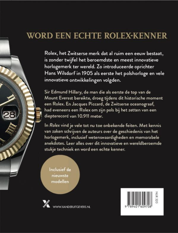 Rolex 2019 (Xander Uitgever)