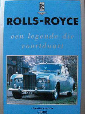 ROLLS ROYCE, EEN LEGENDE DIE VOORTDUURT