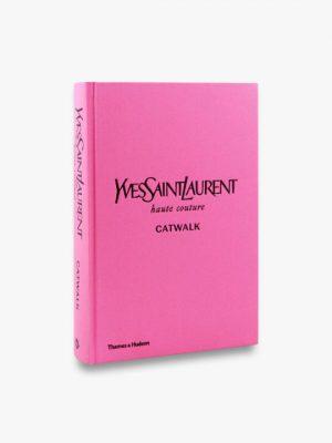 Yves Saint Laurent Catwalk Fashion Boek