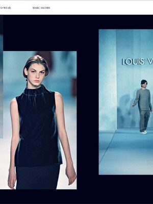 Louis Vuitton - Catwalk (Hardcover)