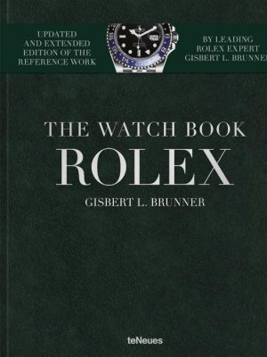 The Watch Book - Rolex, Gisbert L. Brunner (English version)