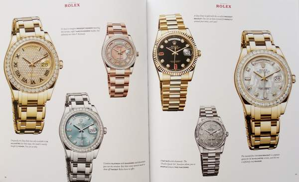 The Book of Rolex - Jens Hoy / Christian Frost