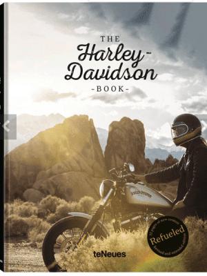 The Harley Davidson Book