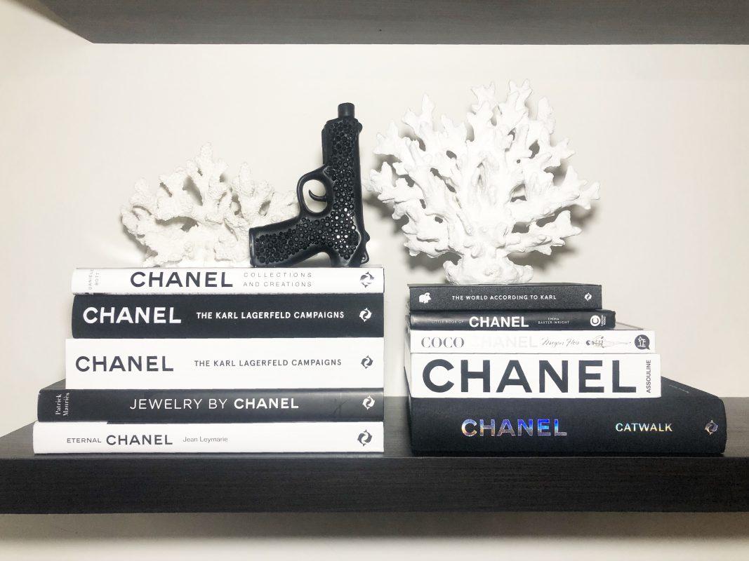Chanel tafelboek