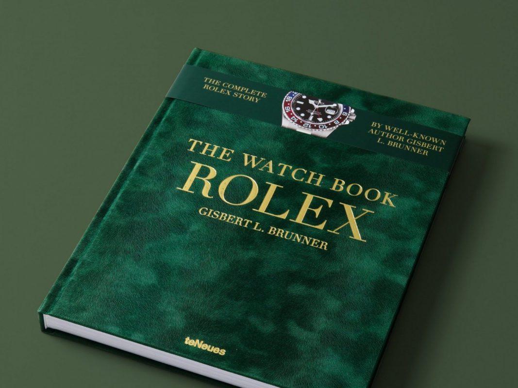 Rolex boek kopen