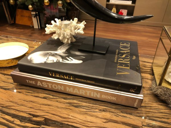 Donatella Versace tafelboek