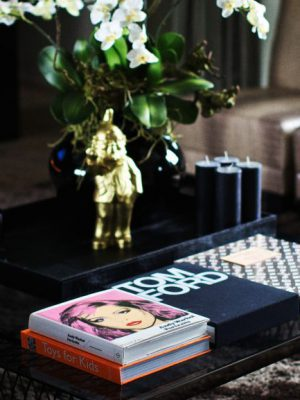 Decoratie boeken