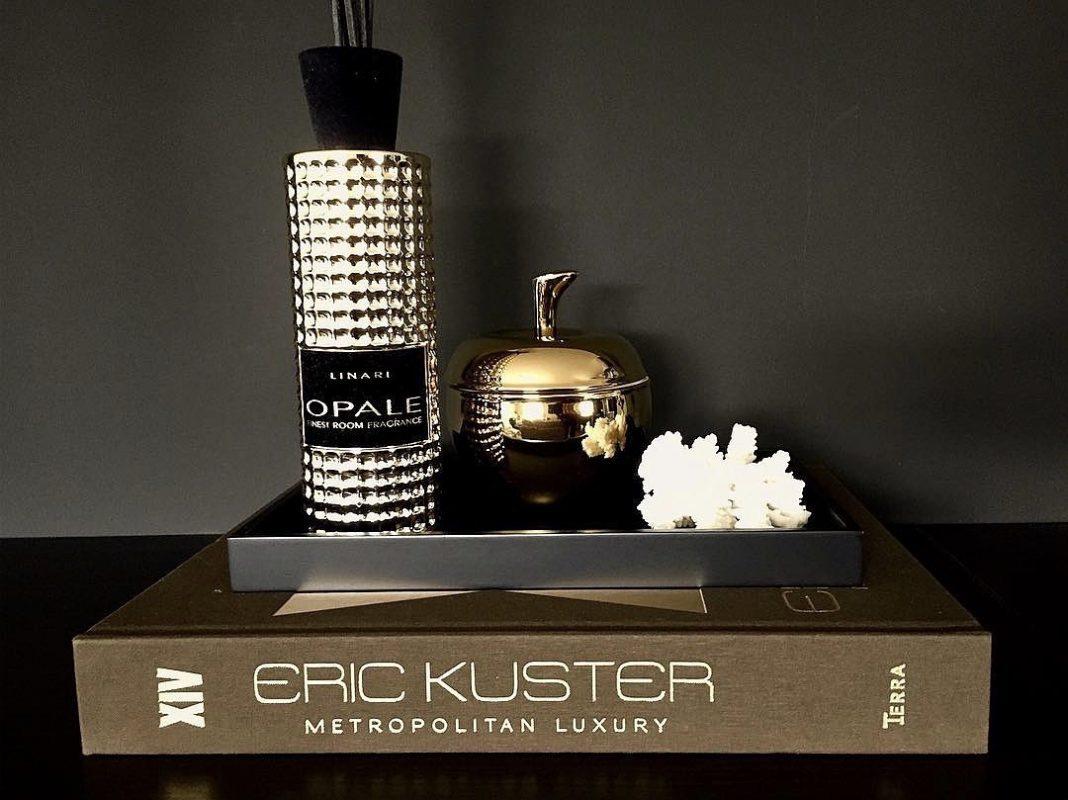 Merkboeken decoratie Chanel
