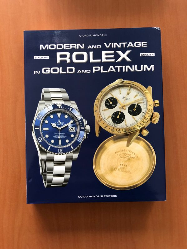 Rolex gold and platinum
