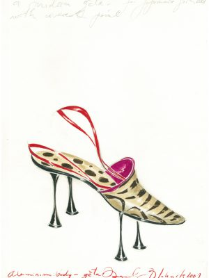 Manolo Blahnik The Art of Shoes