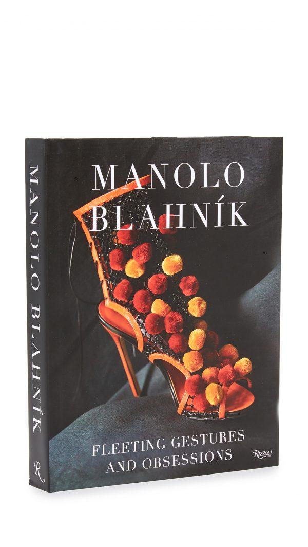 Manolo Blahnik Fleeting Gestures and Obsessions