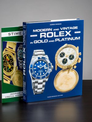 Rolex Gold and Platinum Mondani Books