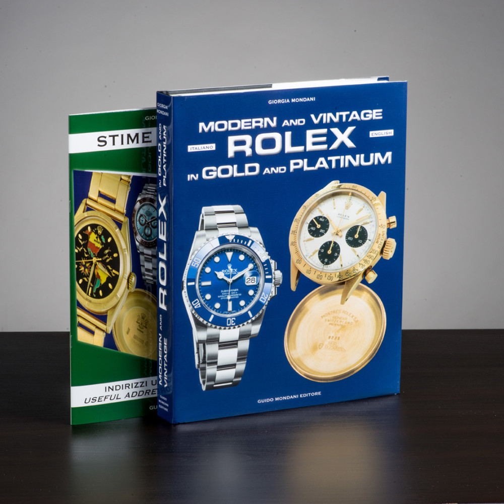Rolex Gold and Platinum Mondani Books
