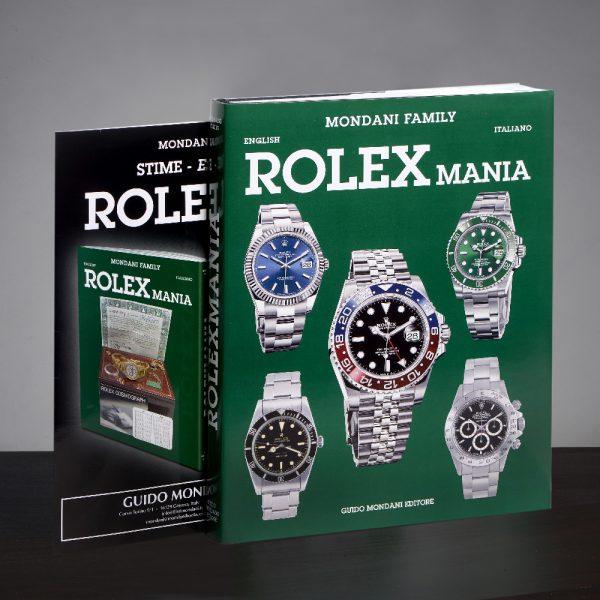 Rolex Mania Mondani Books