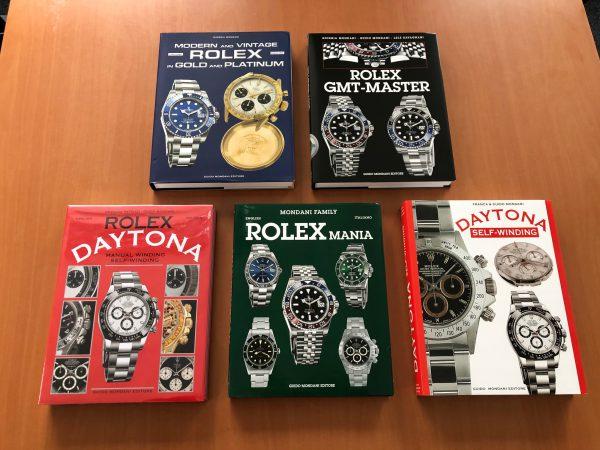 Rolex GMT Master mondani boeken
