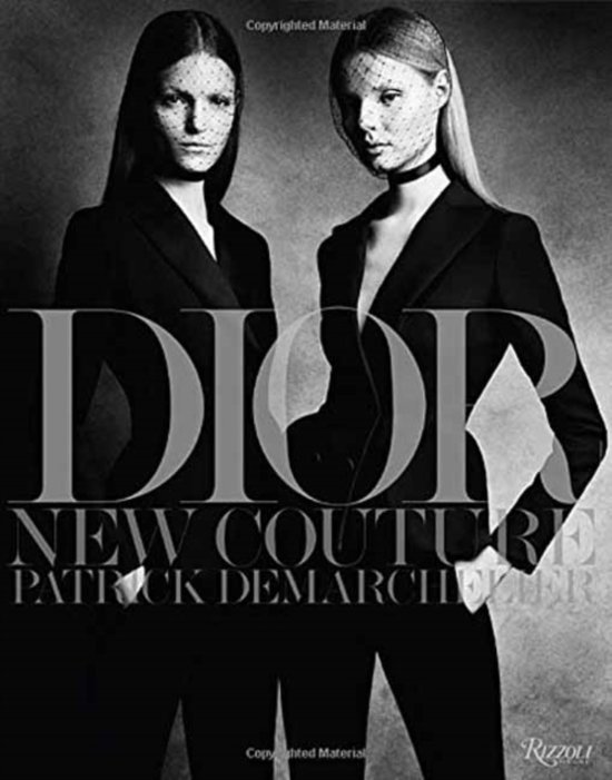 Dior New Couture book