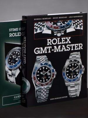 Rolex GMT Master Mondani Books