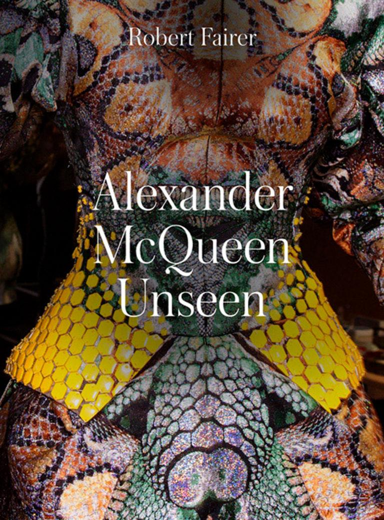 Alexander McQueen - Unseen boek