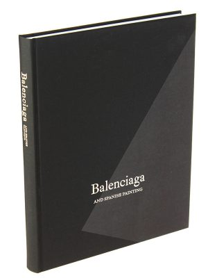 Balenciaga boek