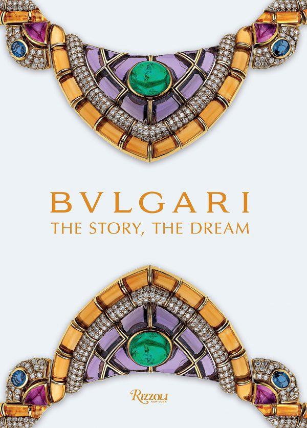 Bulgari the story the dream book
