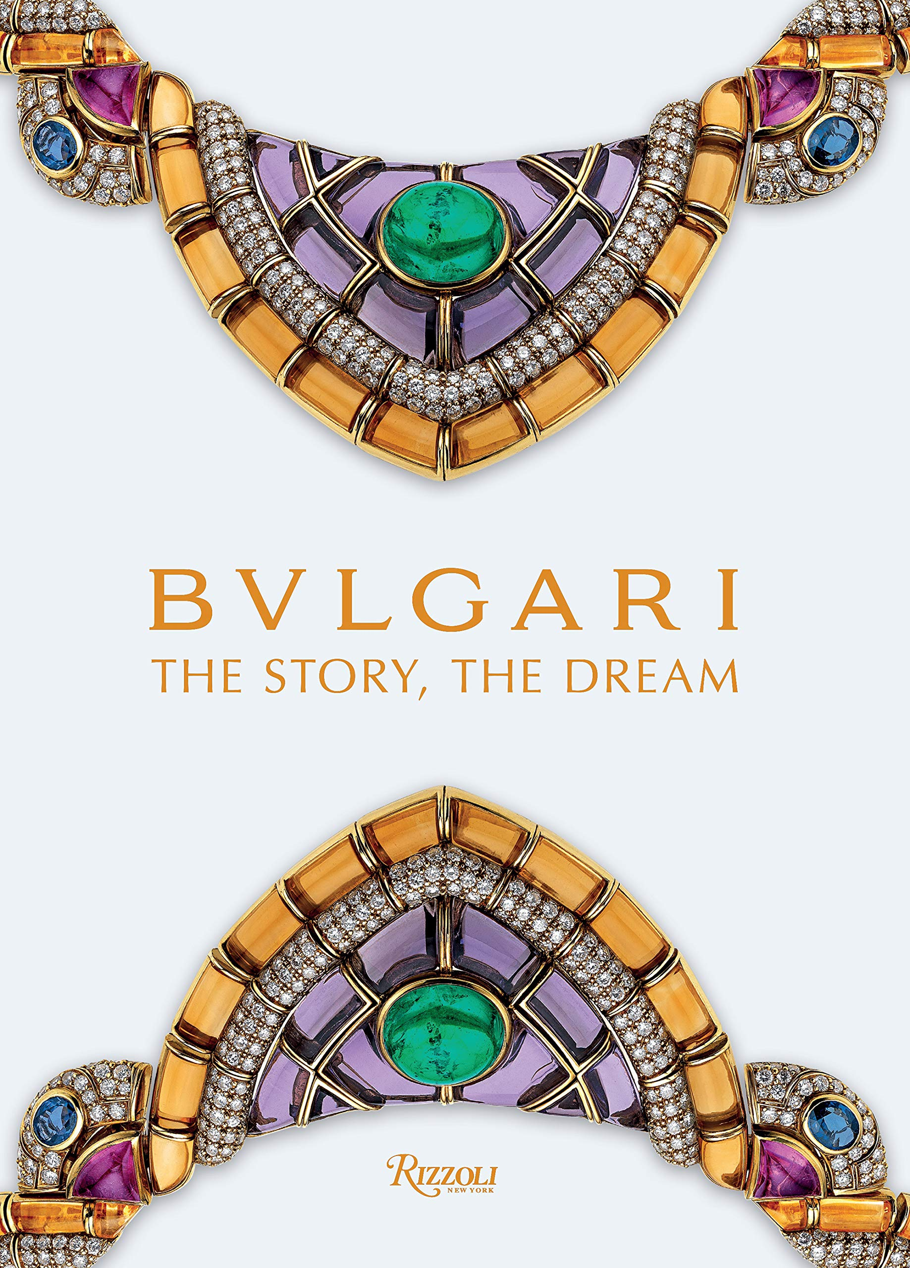 Bulgari the story the dream book