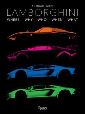 Lamborghini book 2020