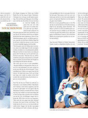 Edwin van der Sar, De Biografie