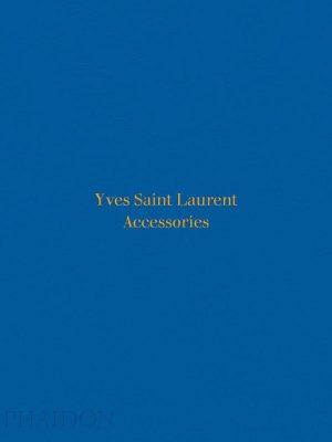 YSL boek