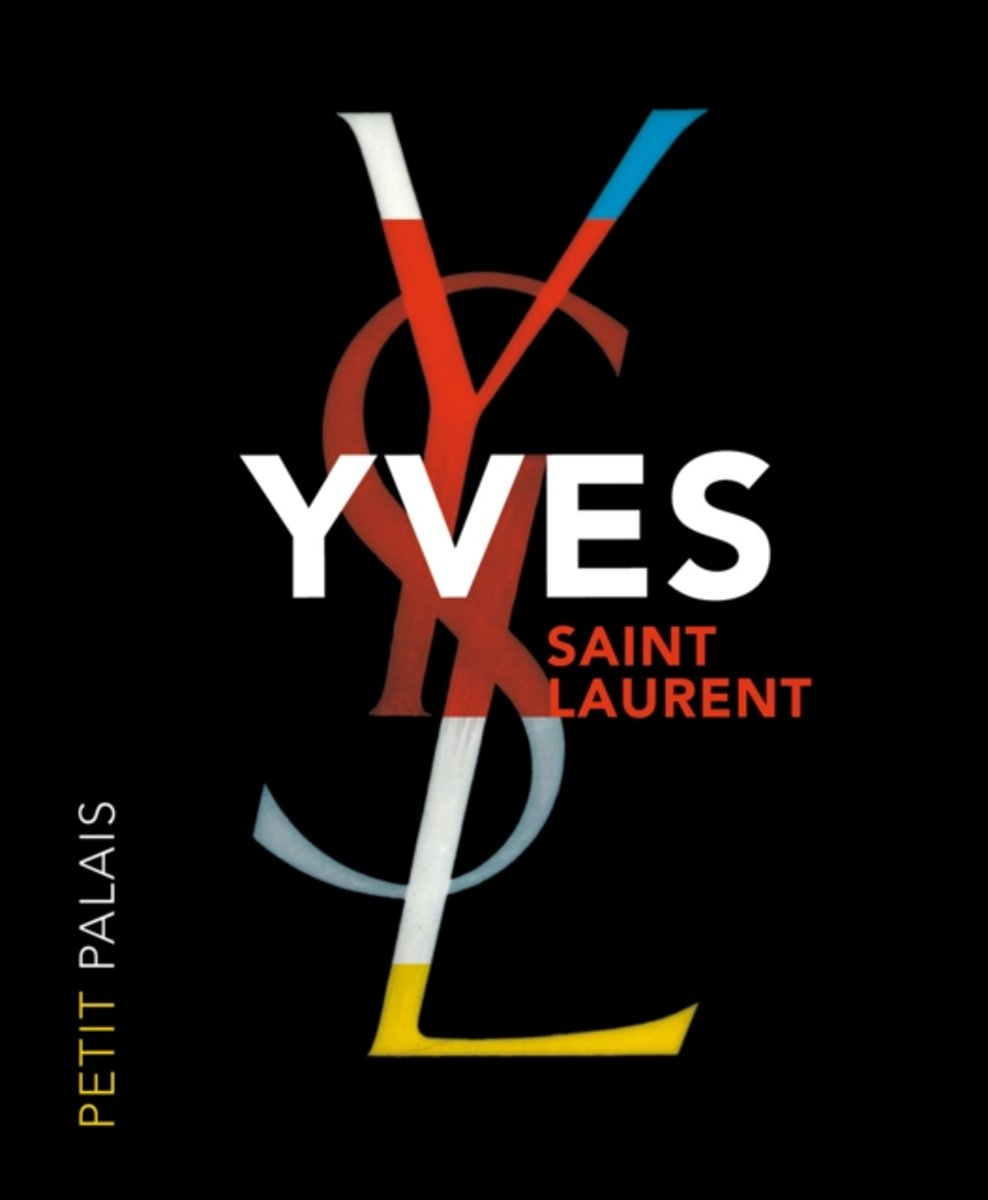 Yves Saint Laurent boek