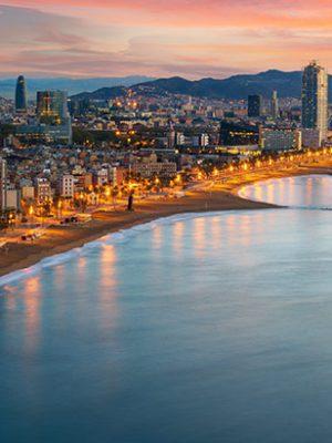 Barcelona koffietafelboek