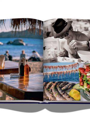 Mykonos Muse tafelboek