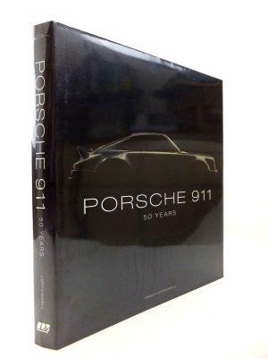 Porsche 911 50 years boek