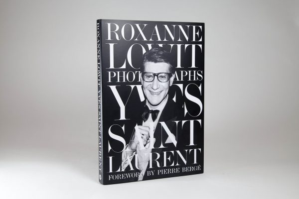 Yves Saint Laurent - black and white