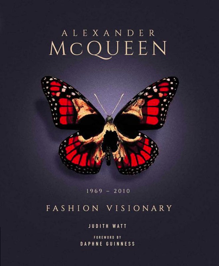 Alexander MCQueen Fashion Visonary