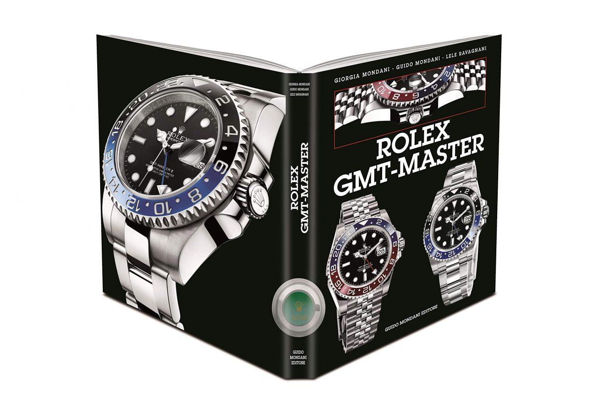Rolex GMT Master tafelboek
