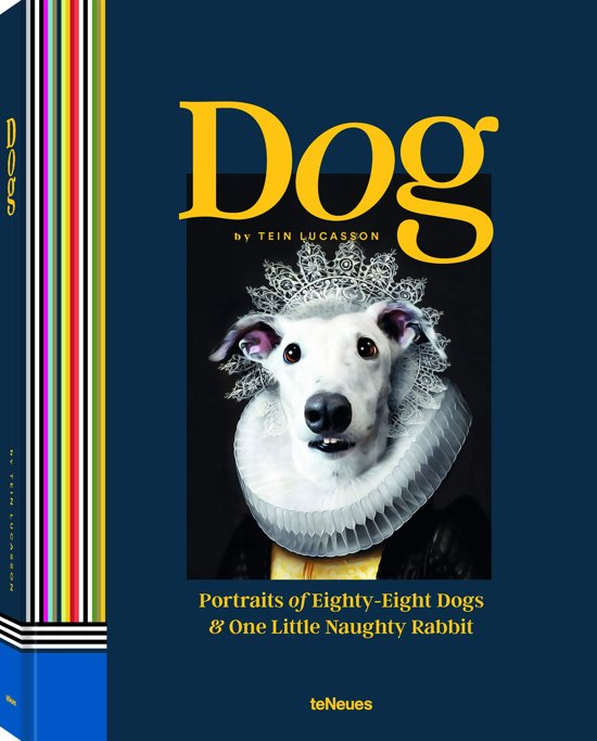 Dog Portraits boek
