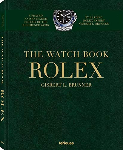 Rolex The Watch boek gouden letters