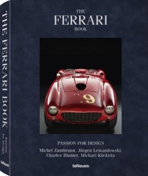 The Ferrari Book - Passion for Design (Limited Edition - Collectors Item)