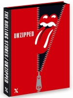 The Rolling Stones Unzipped Book