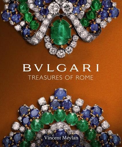 9781851498796 Bulgari Book Treasures of Rome