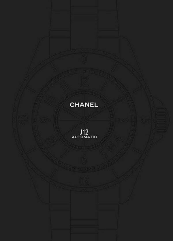 Chanel Eternal cover