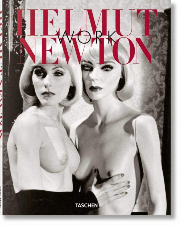 Helmut NewTon - Work Boek
