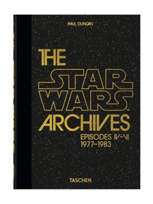 The Star Wars - Archives Episodes boek