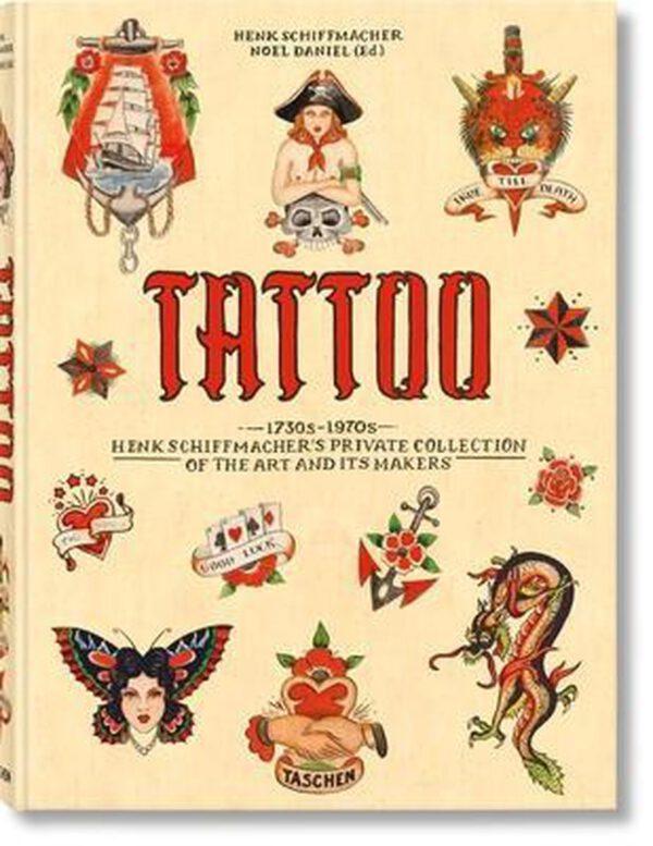 Henk Schiffmacher's ( Limited Edition ) Tattoo Book