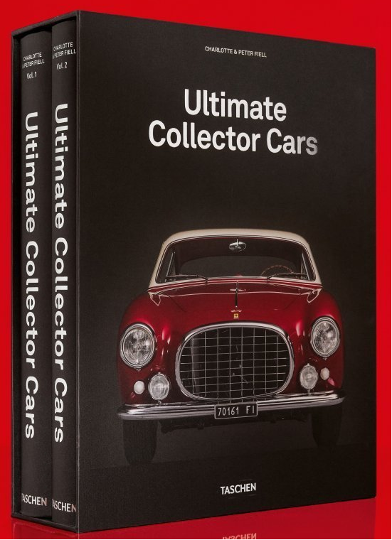 The Ultimate Cars Luxury Book