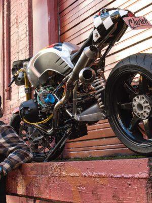 Soul Fuel: BMW R Nine T Customizers